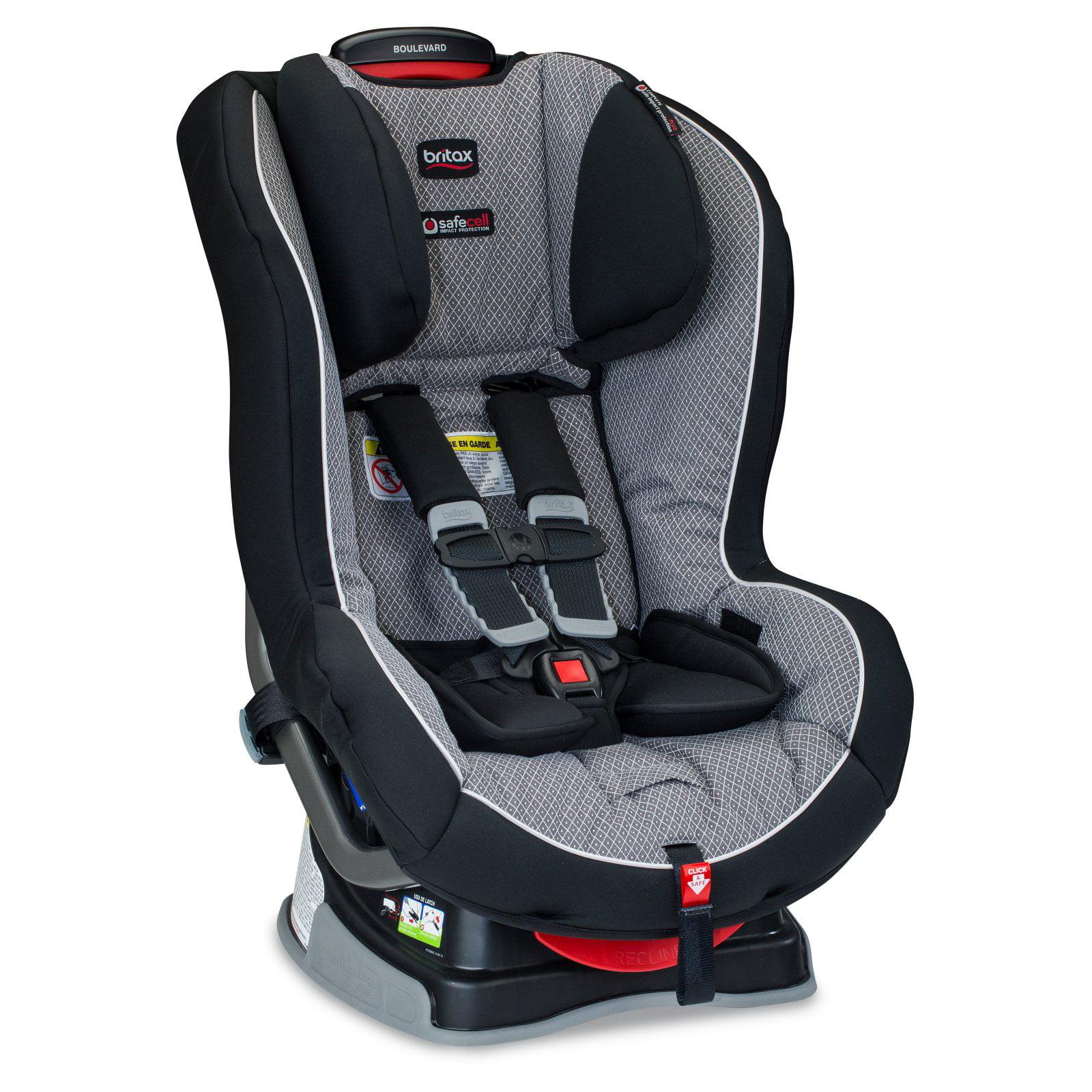 Britax Boulevard G4.1 Convertible Car Seat, Choose Your Color