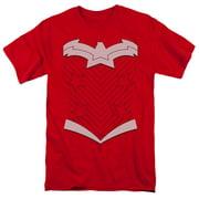 Jla - New Ww Costume - Short Sleeve Shirt - XXX-Large