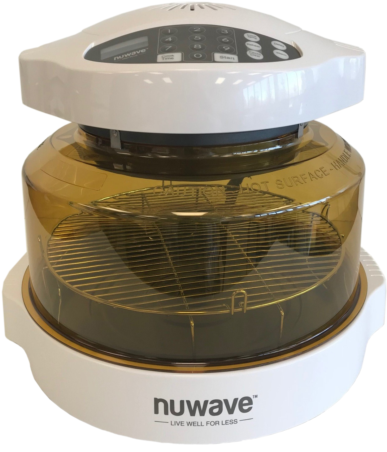 NuWave Pro Plus Oven (White) by NuWave