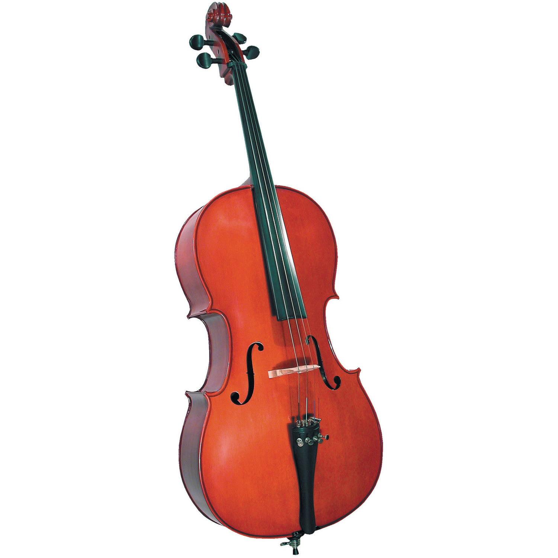 Cremona SC-100 Premier Novice Cello Outfit 4 4 Size by Cremona