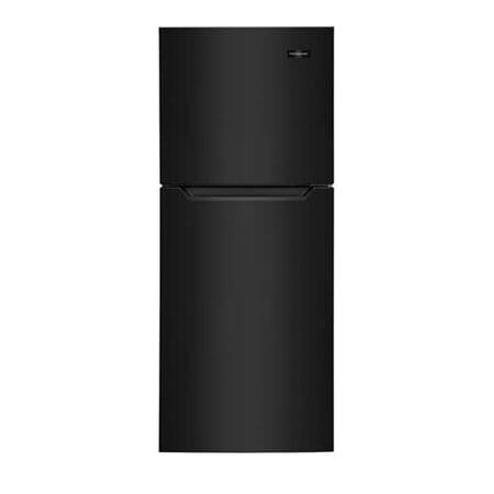Frigidaire FFET1022UB 24 Inch Freestanding Counter Depth Top Freezer Refrigerator Black Samsung Counter Depth Refrigerator