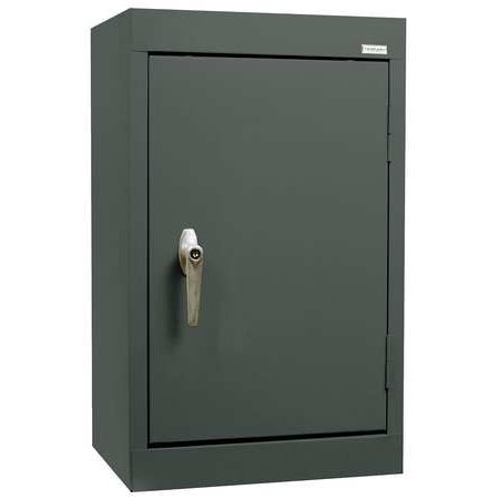 Sandusky Lee WA11181226-02 Charcoal Wall Mount Storage - Sandusky Lee Wall