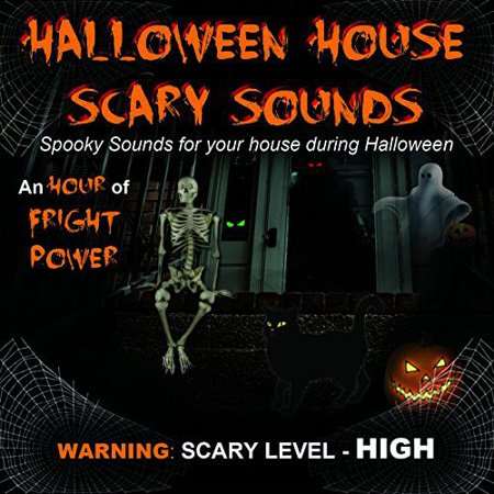 Halloween House Scary Sounds (Scary Sounds Of Halloween Part 1)