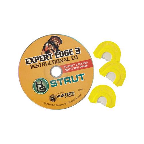 HS Strut Expert Edge Diaphragms, 3pc