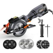 Best Circular Saws - TACKLIFE Circular Saw With Metal Handle, 6 Blades Review