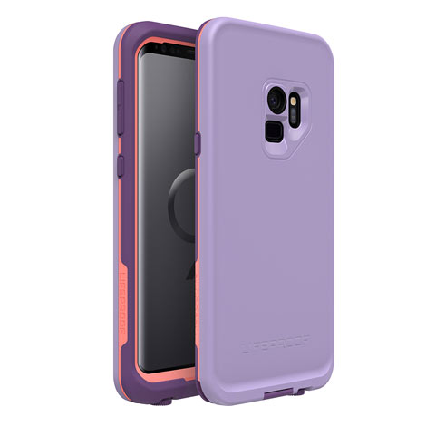 Lifeproof FRĒ for Galaxy S9 Case, Chakra