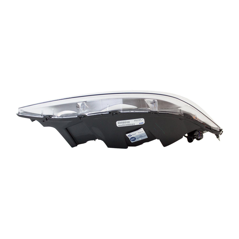 TYC 20-6678-00-1 GM Pontiac G6 Left Replacement Head Lamp