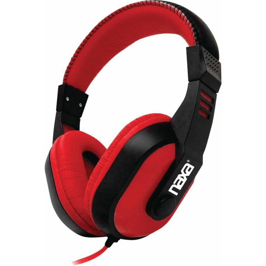 Naxa Headphone Earbud Combo