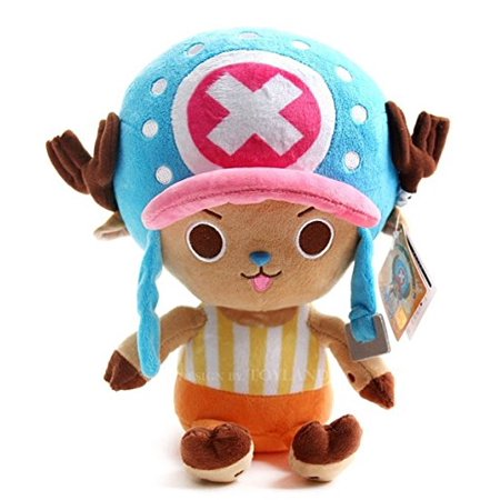 NEW One Piece New World Tony Chopper Authentic Stuffed Plush Doll 10
