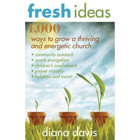 Fresh Ideas - eBook](Church Halloween Ideas)