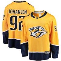 Ryan Johansen Nashville Predators Fanatics Branded Breakaway Player Jersey - Gold