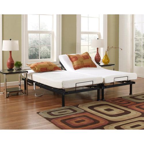 Premier IV Auto Adjustable Electric Bed Frame, Multiple Sizes
