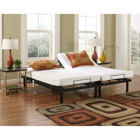 premier iv auto adjustable electric bed frame multiple sizes - Electric Bed Frame