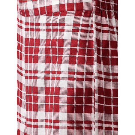 Anouk by Myntra Women Red & Off-White Printed Kurta with Palazzos - image 1 de 6