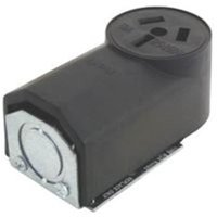 Cooper Wiring 112 50A 3Wire Range Receptacle