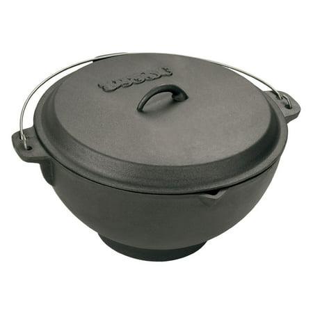 Jambalaya Pot (Bayou Classics Cast Iron Jambalaya Pot and Deep Fryer - 2.75 gal. )