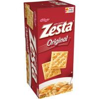 Keebler Zesta Saltine Crackers Original 16 Oz