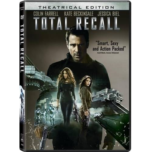 Total Recall (2012) (Theatrical Edition) (With INSTAWATCH) (Anamorphic Widescreen)