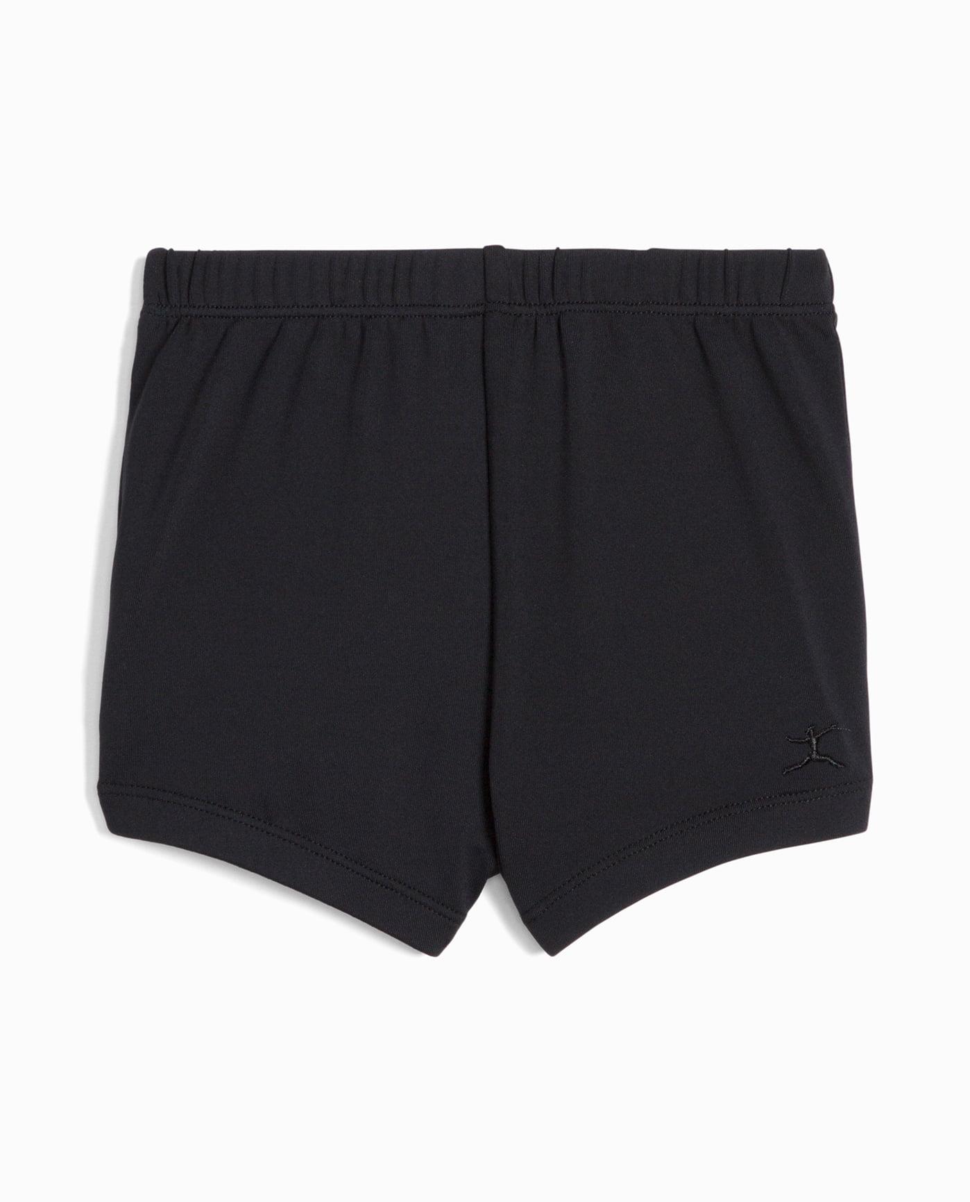 Danskin Womens Boy-Cut Short