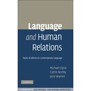 Language and Human Relations - eBook