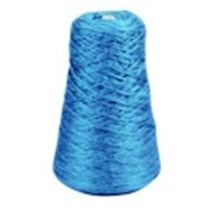 Trait-Tex 8 Oz. Acrylic 4-Ply Double-Weight Yarn Refill Cone - 315 Yd. Dispenser Box, Blue