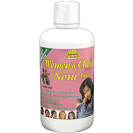 Dynamic Health Womens Choice Noni Juice   32 Fl Oz