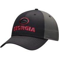 f06ea523081 Product Image Men s Charcoal Georgia Bulldogs Blackball Adjustable Hat -  OSFA