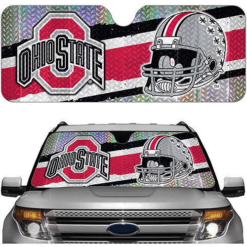 Ohio State NCAA Auto Sunshade