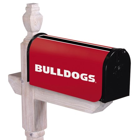 Georgia Bulldogs 20'' x 18'' Mailbox Cover - No Size (Georgia Bulldog Mailbox Cover)