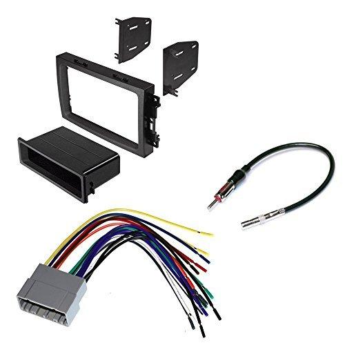 chrysler 2005 2007 300 car cd stereo receiver dash install rh walmart com