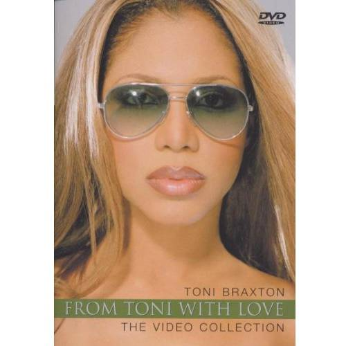 Toni Braxton - From Toni With Love..The Video Collection (Full Frame)