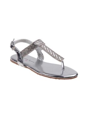 Girls' Nanette Lepore NL81585M Thong Sandal