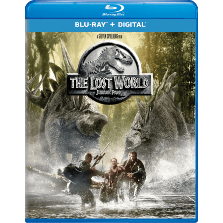The Lost World: Jurassic Park (Blu-ray + Digital) - This Is The Place Park Halloween