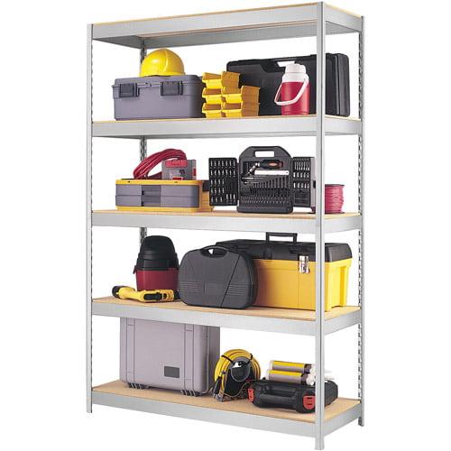 Space Solutions 1000 Series Boltless 5 Shelf Shelving