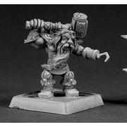 Reaper Miniatures Hagard the Maimed #14491 Dwarves Unpainted RPG D&D Mini Figure