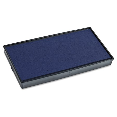 Replacement Ink Pad for 2000PLUS 1SI50P, Blue