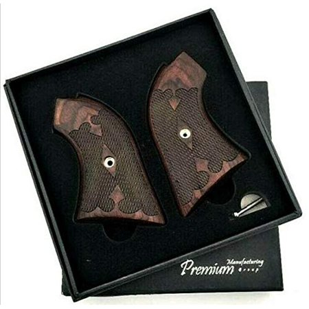 Heritage Arms Rough Rider Rosewood Grips Gentleman Model .22 & .22 mag (Mag Well Grip Ar15)
