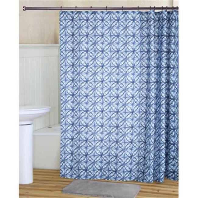 RT Design Tanner Shower Curtain Liner Roller Hooks