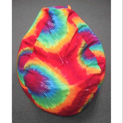 Tie-Dye Bean Bag Chair
