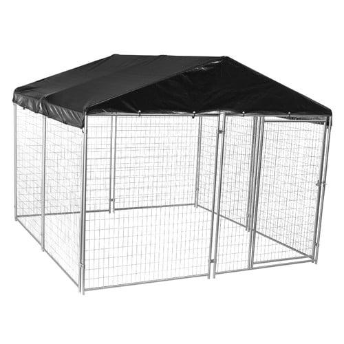 Tucker Murphy Pet Alina™ Modular Welded Wire Yard Kennel