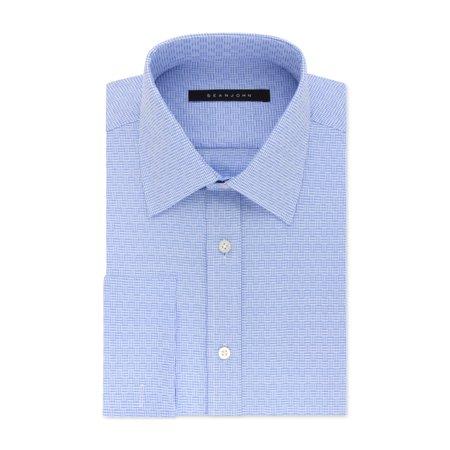 Sean John Mens French Cuff Button Up Dress -