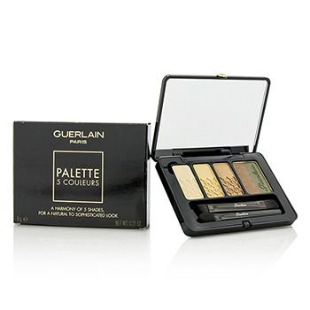 Guerlain Palette 5 Couleurs - # 03 Coque Dor 0.21 oz Eyeshadow