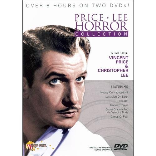 Vincent Price / Christopher Lee Horror Collection