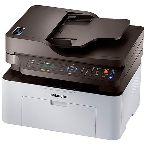 Samsung Xpress M2070FW Laser Multifunction Printer/Copier/Scanner/Fax Machine