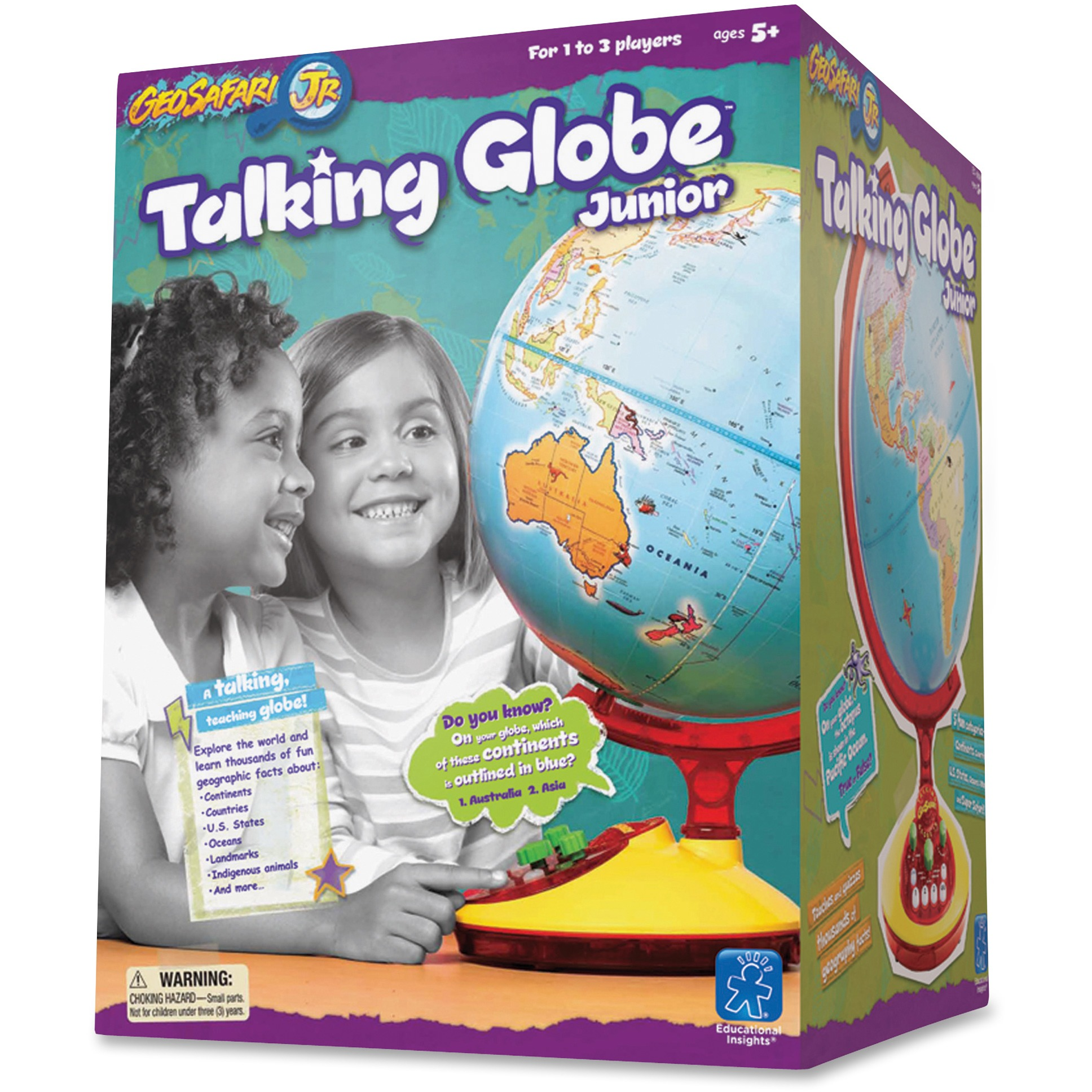 GeoSafari Talking Globe Junior