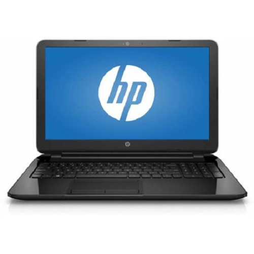 "Refurbished HP 15-f233wm 15.6"" Laptop Intel Celeron N3050 4GB Memory 500GB Hard Drive Win 10"