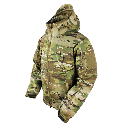 Condor Summit Softshell Jacket Multicam, XS