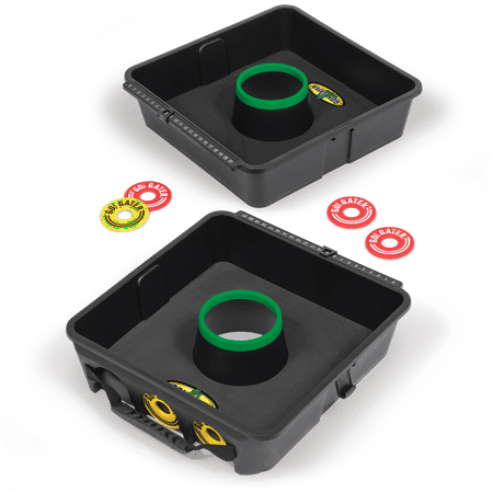 Go! Gater Weatherproof Washer Toss College Washer Toss Game