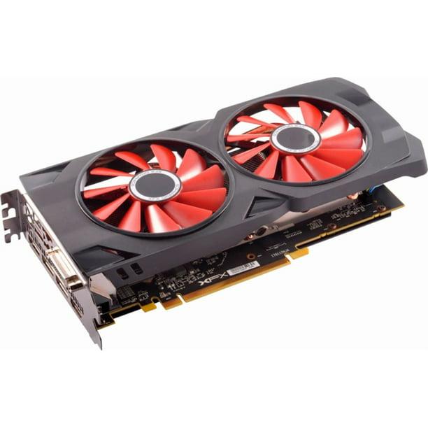 XFX RX-570P8DBDR AMD Radeon RX 570 RS Black Edition 8GB ...