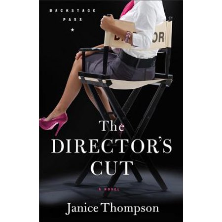 Director's Cut, The (Backstage Pass Book #3) - eBook](Backstage Pass Invitations)